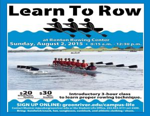 learn how to row