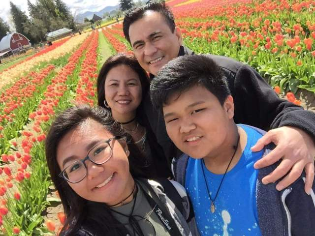 Annie Jose Family