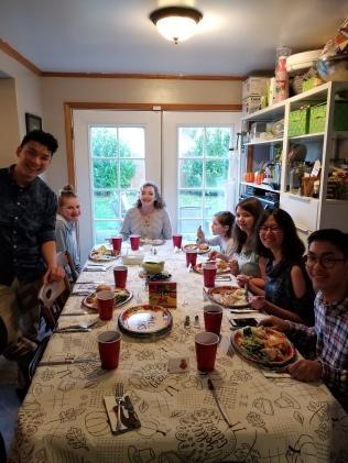 HF Thanksgiving