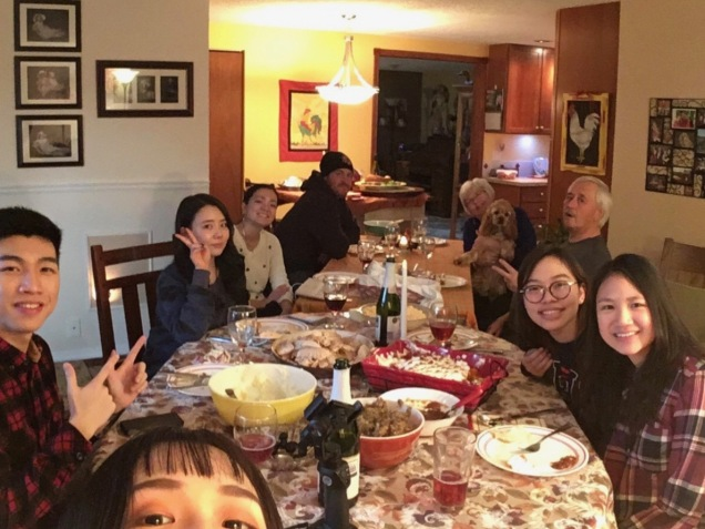 Ron Thanksgiving